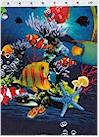 Reef, Saltwater Fish, Benartex Fabrics