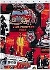 Firefighters Rock!  Benartex Fabrics
