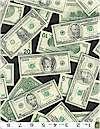 Money Fabric, Robert Kaufman