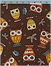 On A Whim Owls Chocolate Robert Kaufman