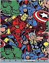 Marvel Superheroes, Packed, Springs Ind