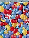 Colorful Balloons, Primary, South Seas Imports