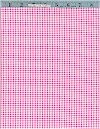 Gingham Check Pink Timeless Treasures
