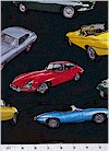 Classic Coups, Cars, Benartex Fabrics