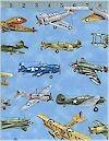 Planes On Blue Robert Kaufman