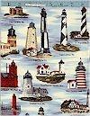 Historic Lighthouses Robert Kaufman