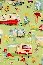Trailer Travel Multi, Michael Miller