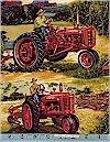 Farmall Ih Tractors Scenic Licensed To Vip