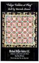 Tokyo Tabbies Quilt Pattern Michael Miller