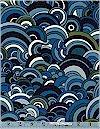 Rivoli Bubbles, Pool/Blues, Alexander Henry