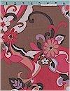 Hot Couturier Retro Floral, Robert Kaufman
