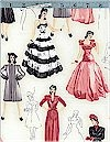 Glamour Girls Blush, Robert Kaufman, Reg 10.95