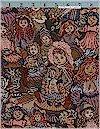Classic Dolls Tapestry Little Girls