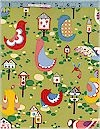 Orchard Wren Birds, Kiwi, Alexander Henry, Reg 9.95