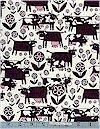 Park & Moo, Cows, Alexander Henry, Reg 10.50