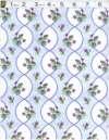 Violet Spring Ribb Blue Michael Miller, reg 10.25