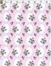 Violet Spring Ribb Pink Michael Miller, reg 10.25