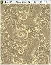 Textures Cream Paisley Northcott Fabrics, reg. 9.50