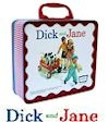 Dick And Jane Backpack, In Collectible Tin