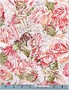 Sweet Garden Fairies Rose Michael Miller