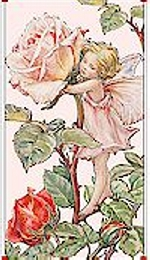 Sweet Fairy Panel, SOLD BY THE PANEL, Michael Miller