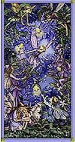Night Fairies Panel, Michael Miller, NOW IN STOCK
