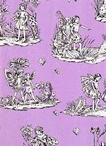 Lovely Petite Fairies, Lavender Michael Miller