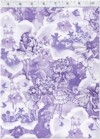 Fairy Dreamland Toile, Lilac, Michael Miller