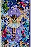 Enchanted Fairy Panel, Michael Miller
