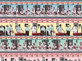 I Love Lucy Ladybutton Fabrics