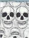 Yorick Natural Skulls Alexander Henry