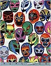 Mascaras de Pelea Masks, Alexander Henry