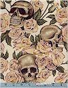 Resting in Roses, Natural, Alexander Henry