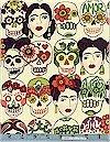 Gotas de Amor, Frida Kahlo, Tea, Alexander Henry