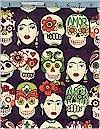 Gotas de Amor, Frida Kahlo, Eggplant, Alexander Henry