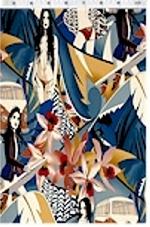 Mavericks Blue, Alexander Henry