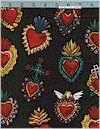 Corazones, Hearts, Black, Alexander Henry