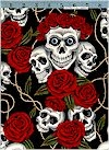 Rose Tattoo, Black,  Blue Eyes, Alexander Henry