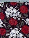 Skulls N Roses Black, Alexander Henry
