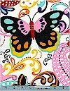 Papillon Butterflies Bright, Alexander Henry