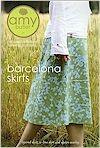 Barcelona Skirts, Pattern, Amy Butler