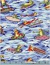 Ribbit Surf, Alexander Henry
