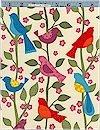 Tree Of Life Birds Flannel Robert Kaufman Limited See Item Description
