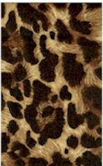 Leopard Skin Print, MDG Fabrics