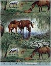 Willowbrook Scenic Horses, Springs Industries