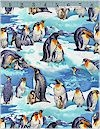 Penguins On Ice Timeless Treasures