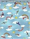 Fly Away Planes, Sky Michael Miller