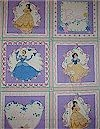 Disney Princess Panel Blocks, Springs Creative